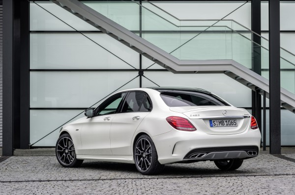 фото Mercedes-Benz C450 AMG Sport 4 MATIC