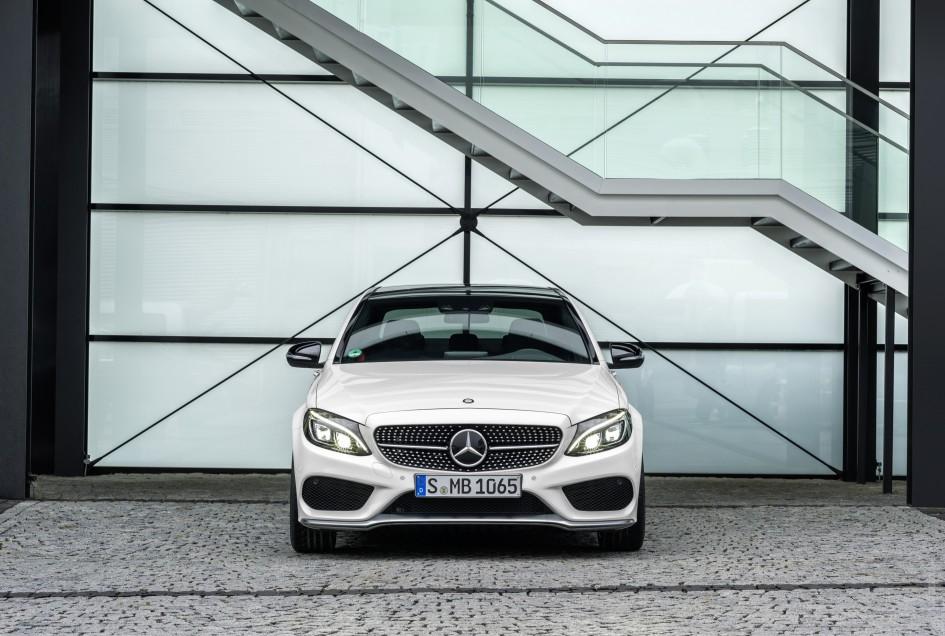 фото Mercedes-Benz C450 AMG Sport 4 MATIC
