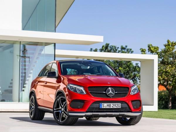 фото Mercedes-Benz GLE 450 AMG
