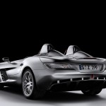 фото Mercedes-Benz SLR McLaren Stirling Moss