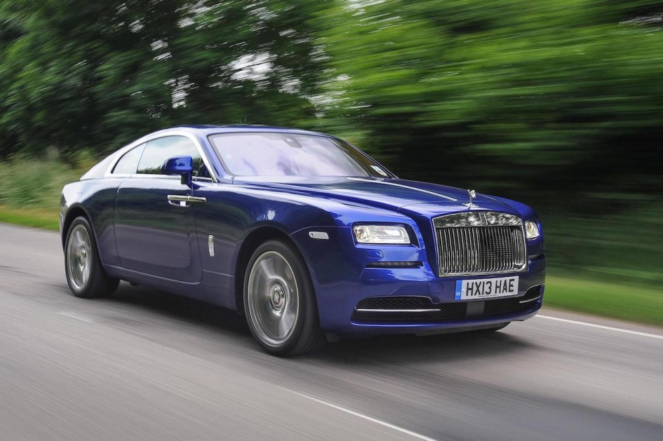 фото Rolls-Royce Wraith Porto Cervo