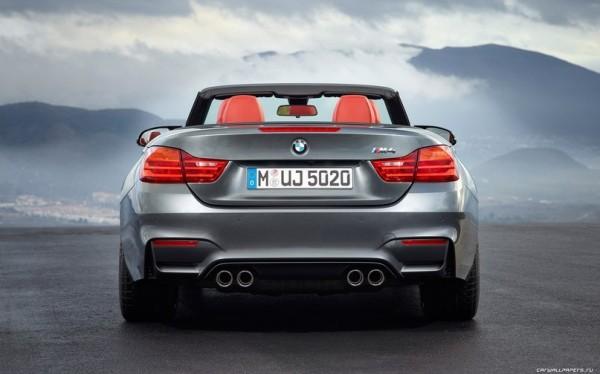 фото BMW M4 Convertible