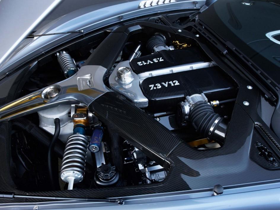 фото Aston Martin One-77