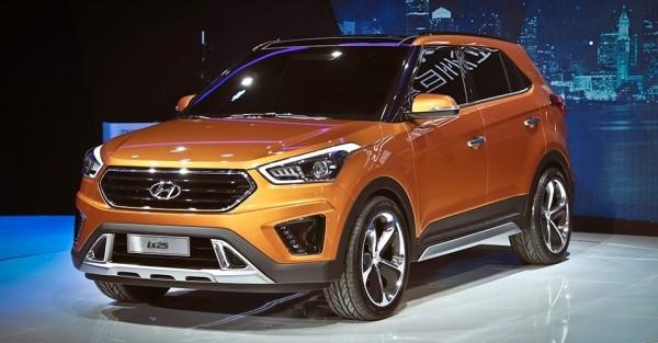 фото Hyundai ix25, Пекін, Creta