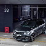 фото Overfinch Range Rover Sport