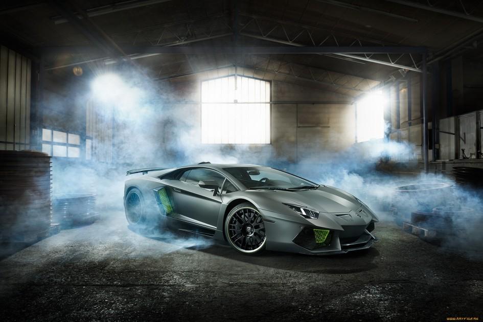 фото Lamborghini Aventador Limited