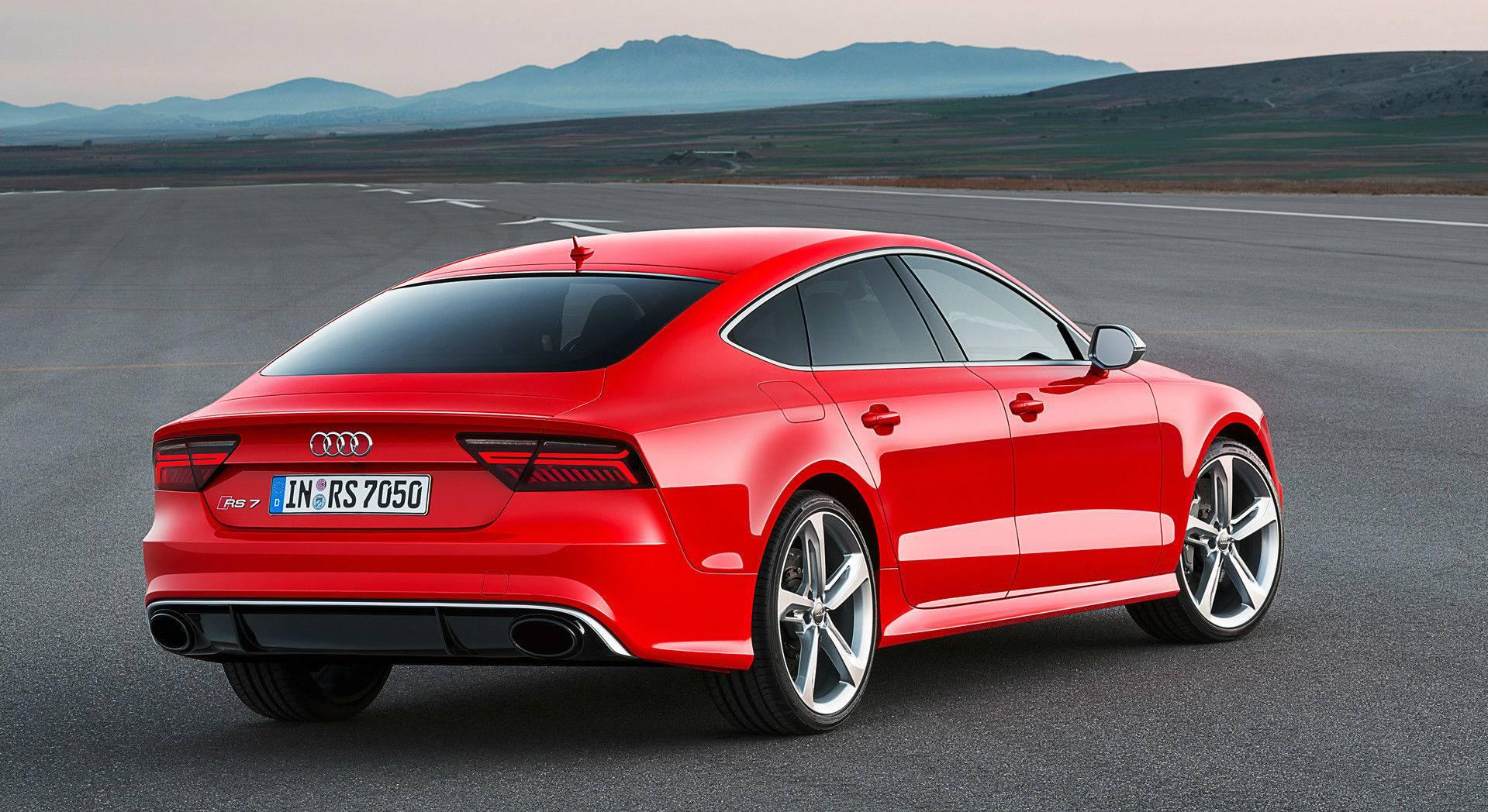 Audi RS7 Sportback Facelift
