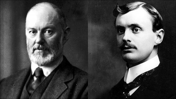 Чарльз Роллс (1877 – 1910) і Генрі Ройс (1863 – 1933)