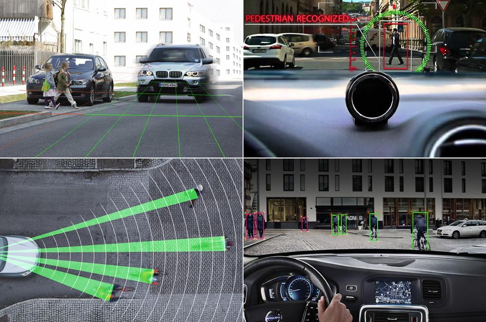 ПДР майбутнього, фото безпілотні автомобілі
