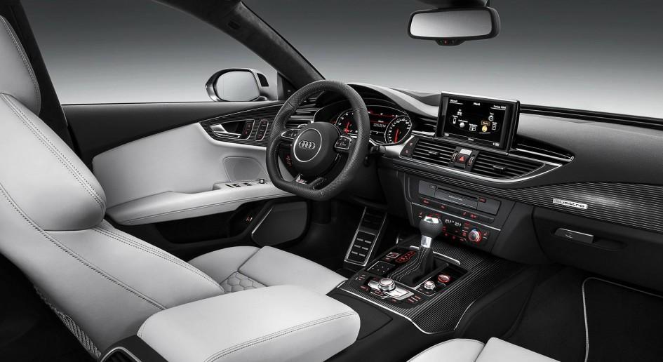 фото Audi RS7 Sportback facelift
