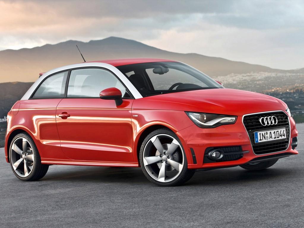 фото Audi A1, DEKRA