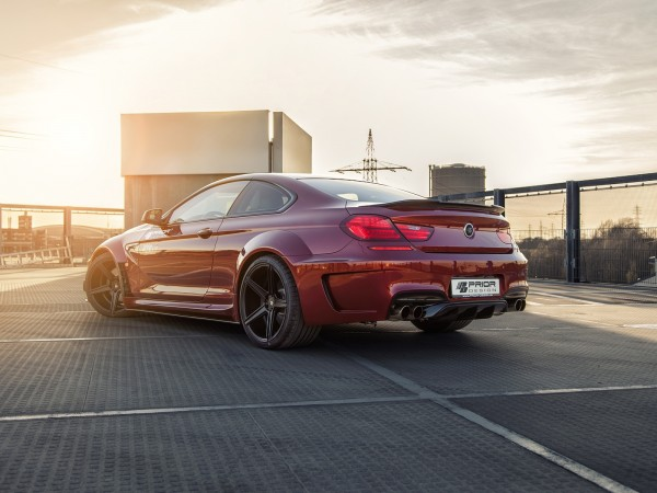 фото BMW 6-Series Prior Design