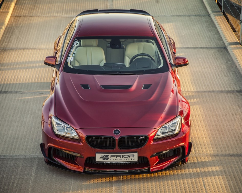 фото BMW 6-Series Prior Design