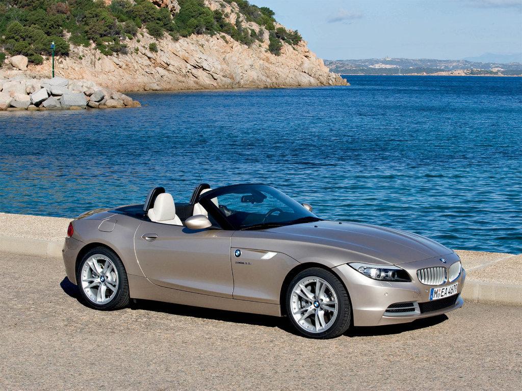 фото BMW Z4, DEKRA, надійність