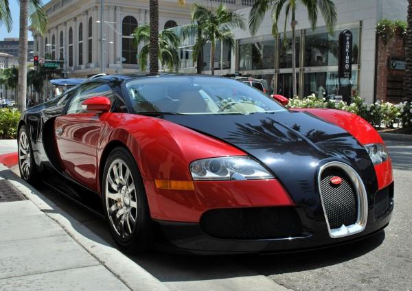 фото Bugatti Veyron 001, RM Sotheby