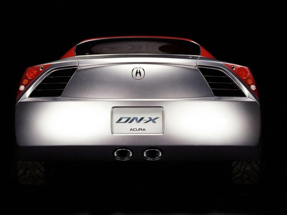 фото Acura DN-X