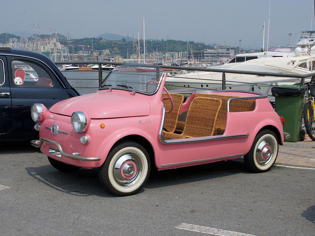фото FIAT Jolly 1958