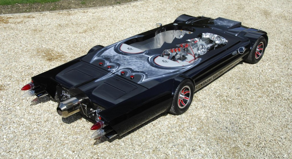 фото Flatmobile, Hillman Imp, Перрі Уоткінс, незвичайні конструкції, автомобілі рекордсмени