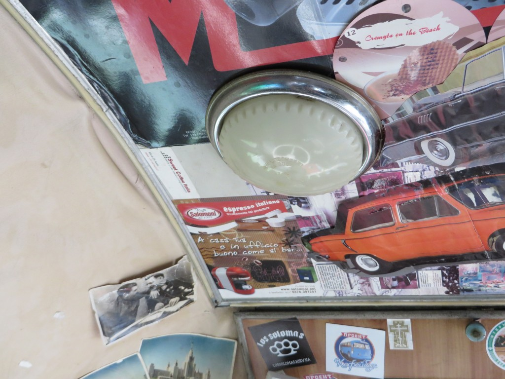 фото ЛАЗ-695М, Кофейбус-1