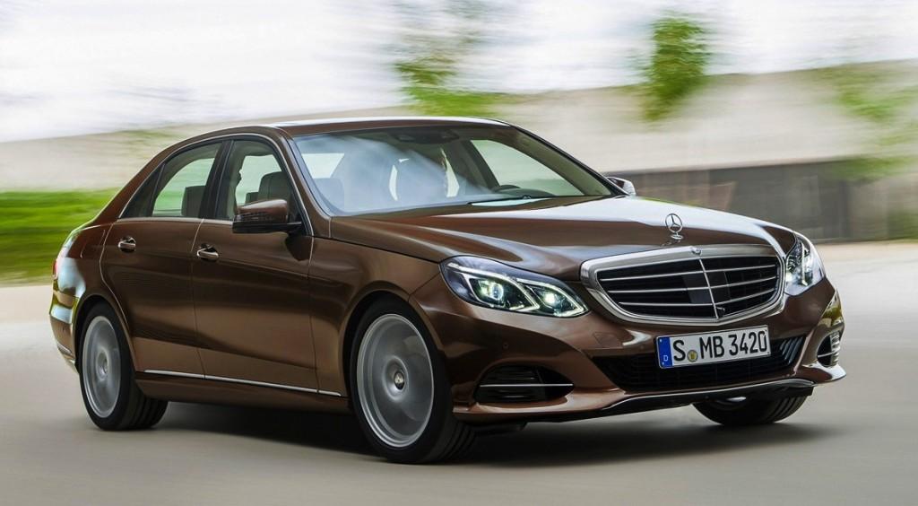 фото Mercedes-Benz E-Klasse, DEKRA, надійність