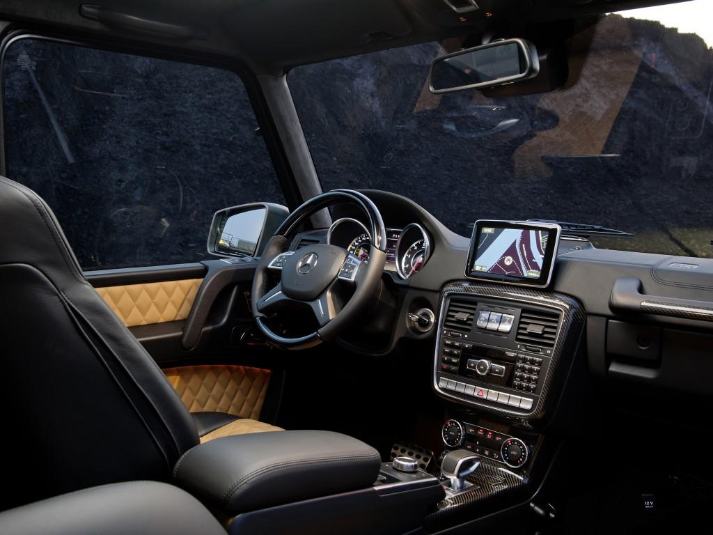фото Mercedes-Benz G-Klasse, 2015, Land Rover Defender, Вольф-Дітер Курц