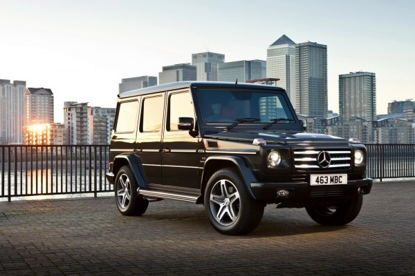 фото Mercedes-Benz G-Klasse, 2015, Land Rover Defender, Вольф-Дітер Курц