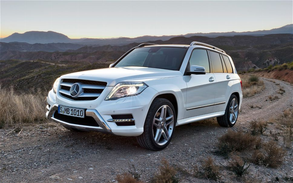 фото Mercedes-Benz GLK, DEKRA, надійність