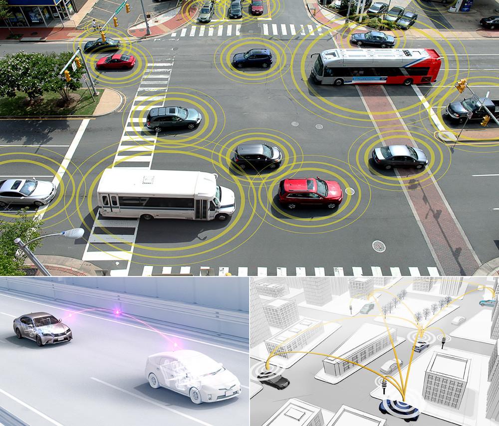 Мережі для автомобілів, фото безпілотні автомобілі
