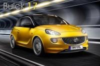 Opel Adam стане Buick Adam