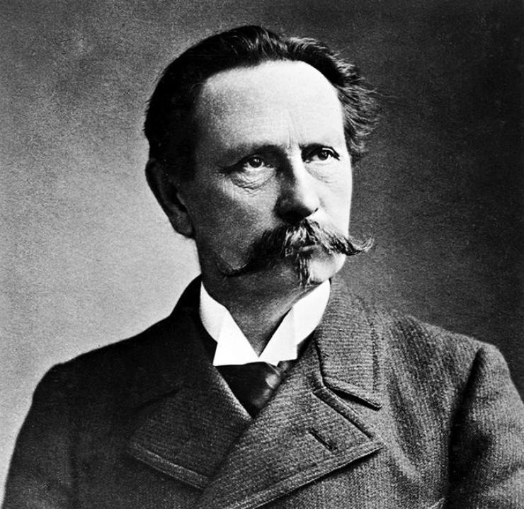 Карл Бенц (1844 - 1929)
