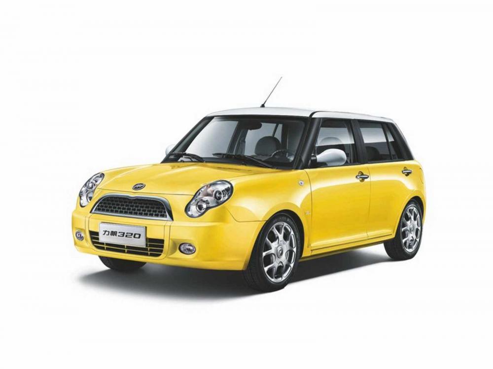 фото Lifan 320, Mini, китайські копії світових автомобілів