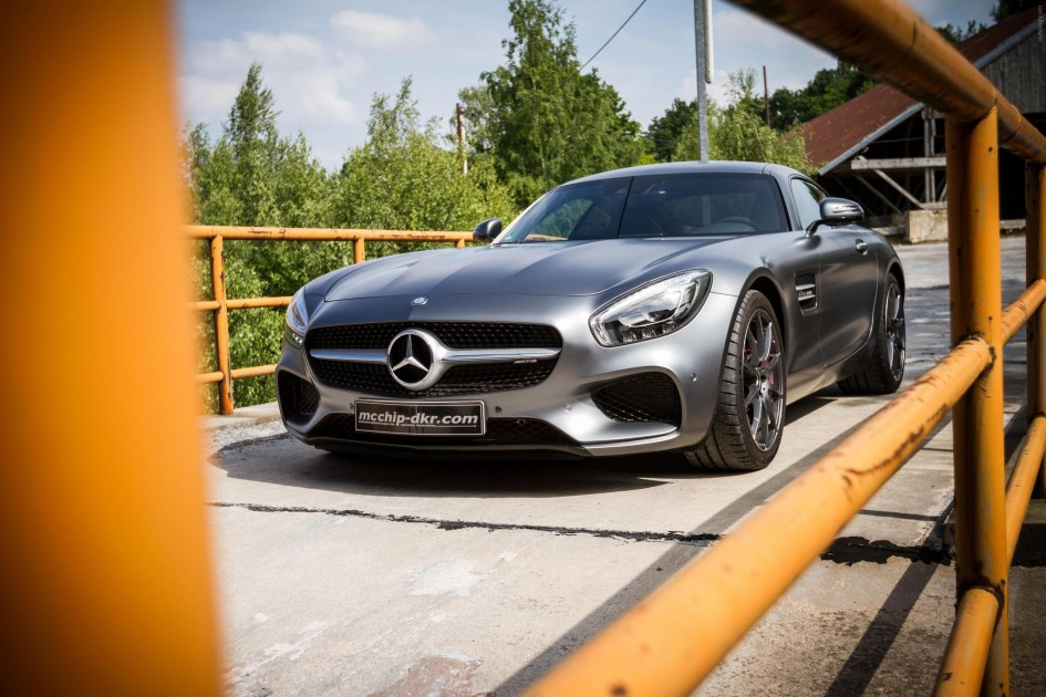 фото Mercedes-Benz AMG GT by McChip-DKR, tuning, тюнінг, C63 S, GT3