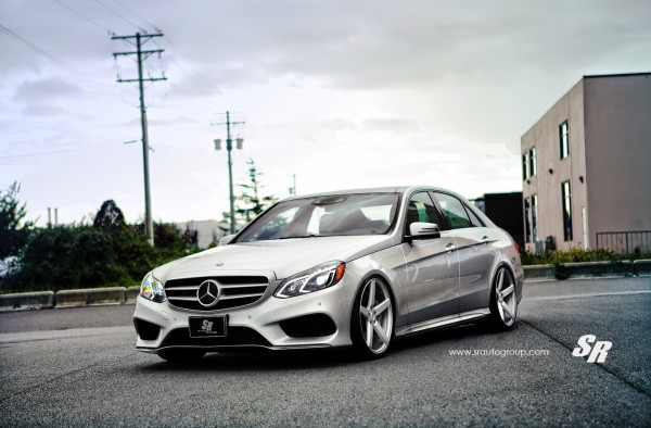 фото Mercedes-Benz E550 4Matic