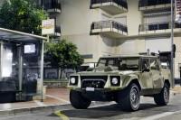 Lamborghini LM002: вже не військовий, однак досі брутальний