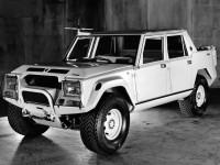 "Lamborghini LM001: такий незвичний ""бик"""