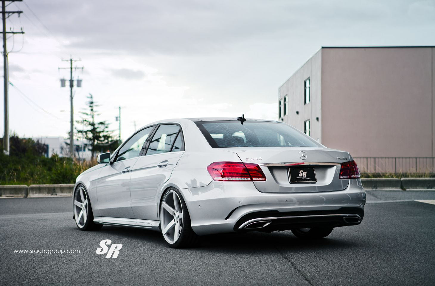 фото Mercedes-Benz E550 4Matic