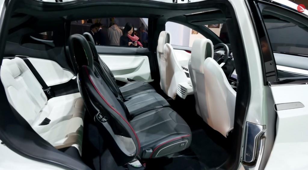 фото Tesla Model X, Model S, Невада, мережевий маркетинг