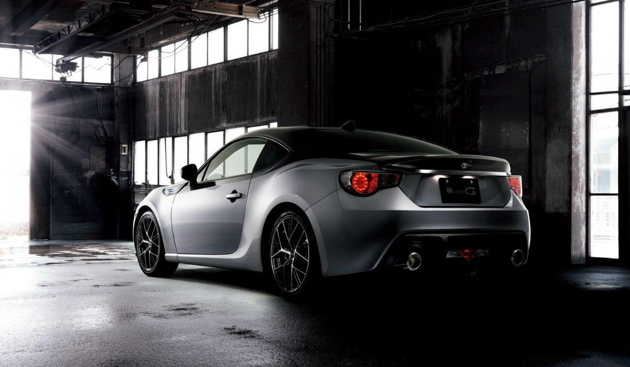 фото Toyota 86xStyle Cb Concept