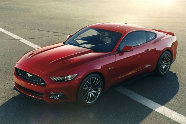 фото Ford Mustang 6