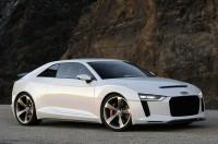 Легендарний повнопривідний Audi Quattro але… Concept