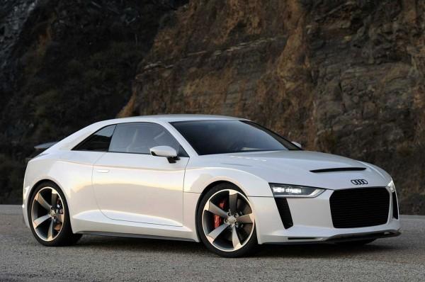 фото Audi Quattro Concept