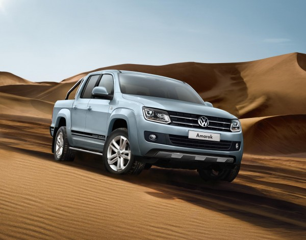 фото VW Amarok Atakama Special Edition