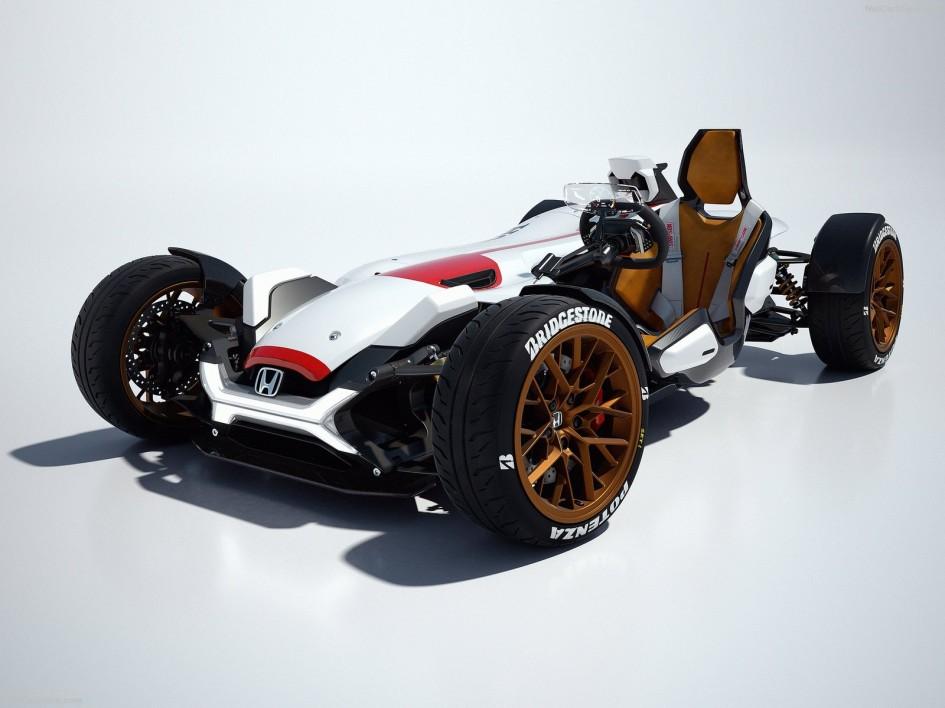 фото Honda Project 2&4 Concept
