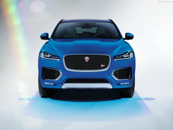 фото Jaguar F-Pace