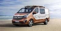 Opel Vivaro Surf: для любителів активного відпочинку
