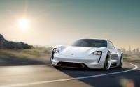 Porsche Mission E Concept 2015: електрична Panamera