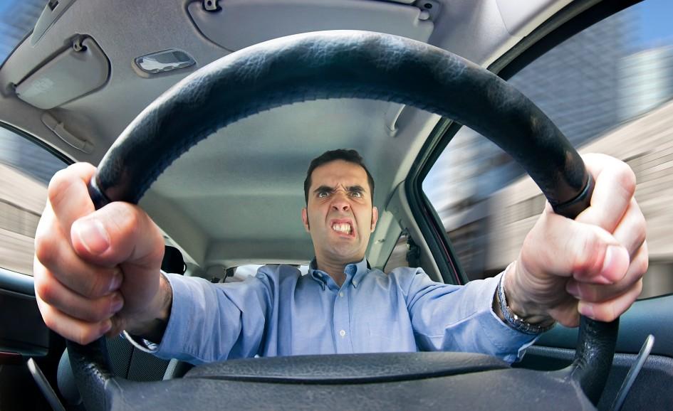 фото агресивний водій