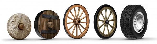 фото колесо