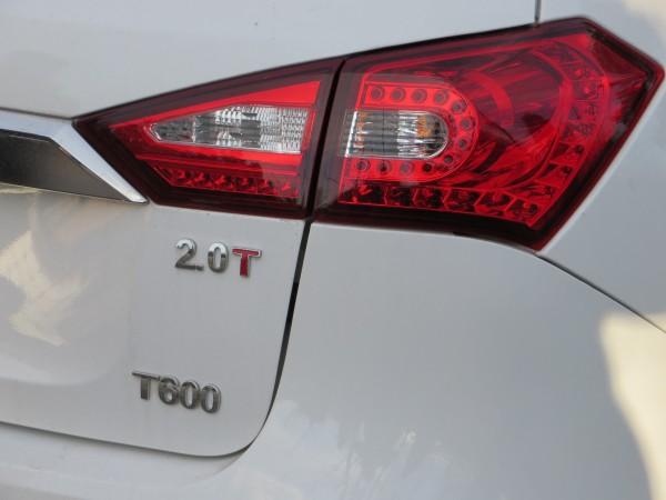 тест-драйв Zotye T600 2.0T, 1.5, подвійне зчеплення