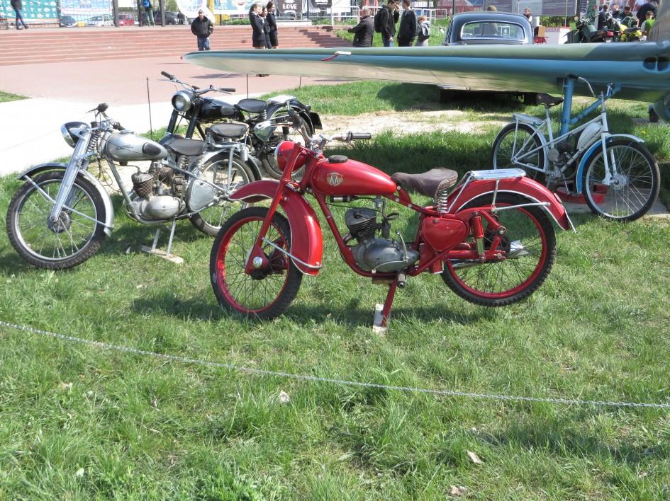 мотоцикли, OldCarLand-2016, Минск-М103